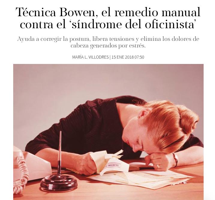 terapia bowen spain, terapeuta bowen bowen therapy